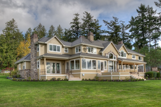 South Camano Island Home Remodel